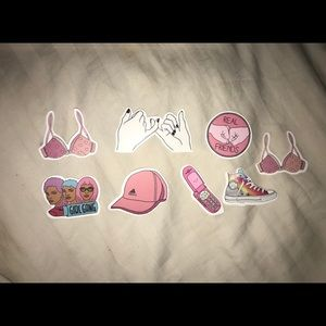 Other - Cute Girly Stickers 💓🌷
